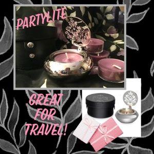 Travel Tealight Set